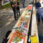 Tisch des ptv Sachsen